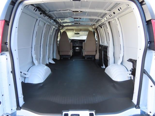 2021 Chevrolet Express 2500 4x2, Adrian Steel Upfitted Cargo Van #M1169904 - photo 1