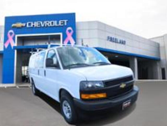2021 Chevrolet Express 2500 4x2, Empty Cargo Van #M1250976 - photo 1