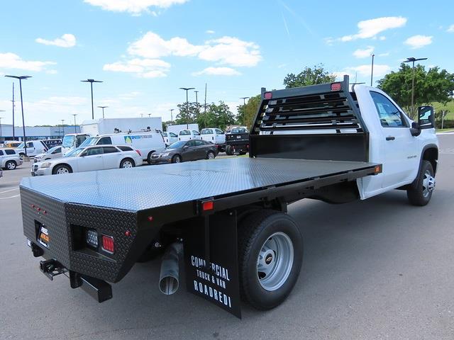 2021 Chevrolet Silverado 3500 Regular Cab 4x4, Commercial Truck & Van Equipment Platform Body #MF199298 - photo 1
