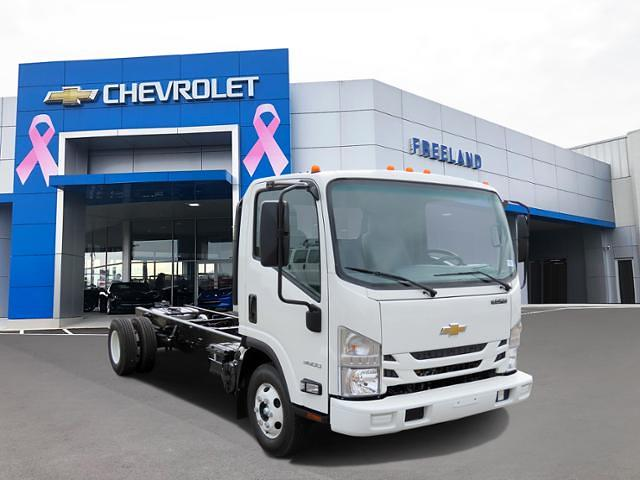 2021 Chevrolet LCF 3500 4x2, Cab Chassis #MS204006 - photo 1