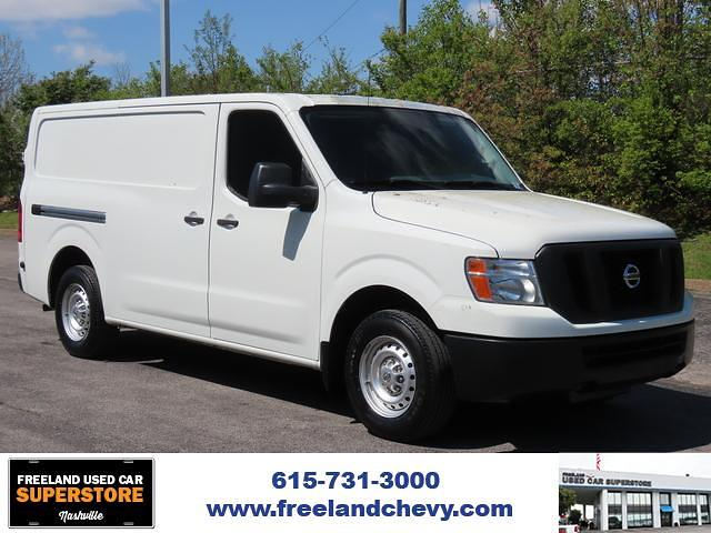 2016 Nissan NV1500 Standard Roof 4x2, Empty Cargo Van #P8889A - photo 1
