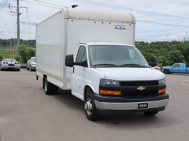 2019 Chevrolet Express 3500 DRW 4x2, Dry Freight #P9634 - photo 1