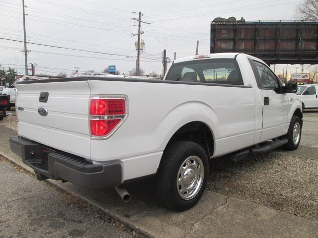 2010 F-150 Regular Cab Pickup #10499T - photo 7
