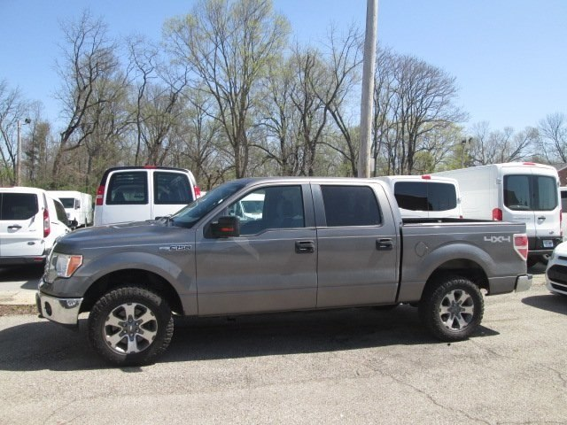 2012 F-150 Super Cab 4x4, Pickup #10545TA - photo 3