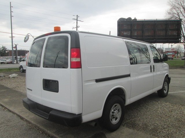 2008 Express 2500 4x2,  Upfitted Cargo Van #10571T - photo 7