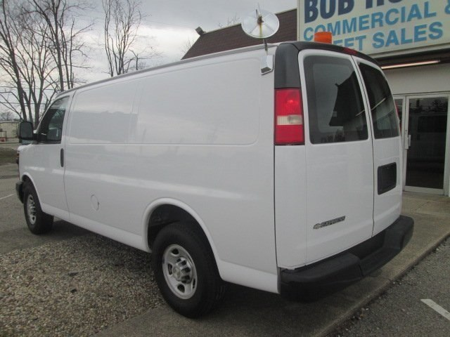 2008 Express 2500 4x2,  Upfitted Cargo Van #10571T - photo 2