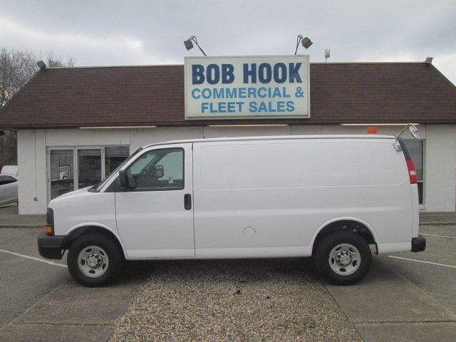 2008 Express 2500 4x2,  Upfitted Cargo Van #10571T - photo 3