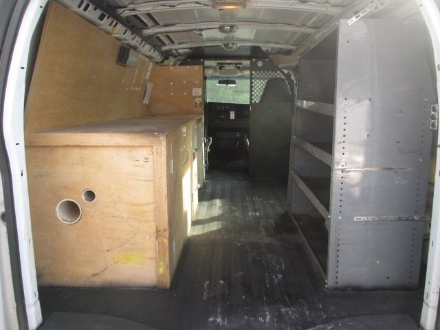 2008 Express 2500 4x2,  Upfitted Cargo Van #10571T - photo 18