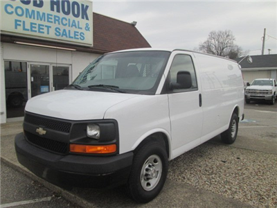 2008 Express 2500,  Upfitted Cargo Van #10571T - photo 1