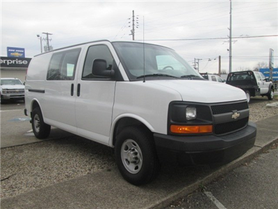 2008 Express 2500,  Upfitted Cargo Van #10571T - photo 5