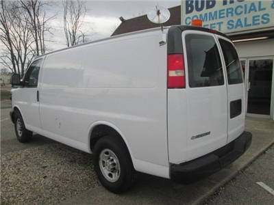 2008 Express 2500,  Upfitted Cargo Van #10571T - photo 2