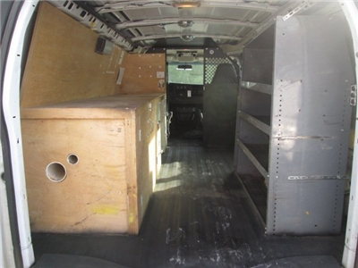2008 Express 2500,  Upfitted Cargo Van #10571T - photo 18