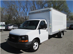 2011 Savana 3500, Cutaway Van #10574T - photo 1