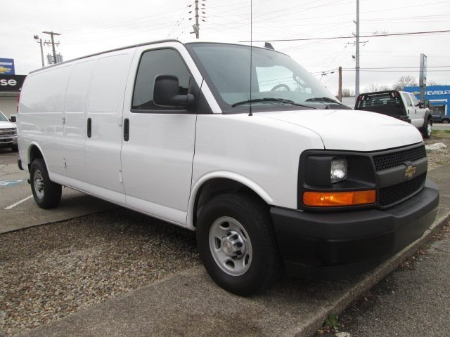 2017 Express 2500, Cargo Van #10601T - photo 5
