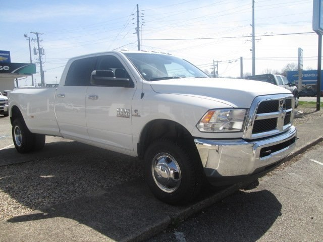 2017 Ram 3500 Crew Cab DRW 4x4,  Pickup #10603T - photo 4