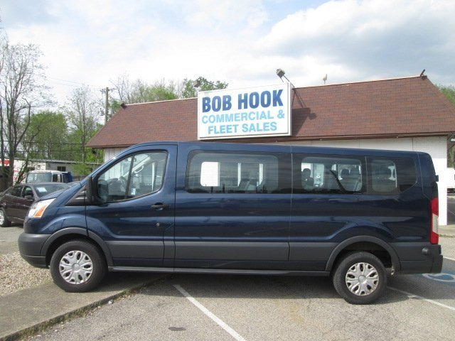2016 Transit 350 Low Roof 4x2,  Passenger Wagon #10616T - photo 3
