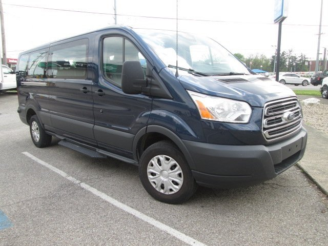 2016 Transit 350 Low Roof 4x2,  Passenger Wagon #10616T - photo 5