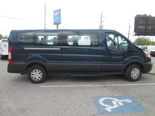 2016 Transit 350 Low Roof, Passenger Wagon #10616T - photo 6