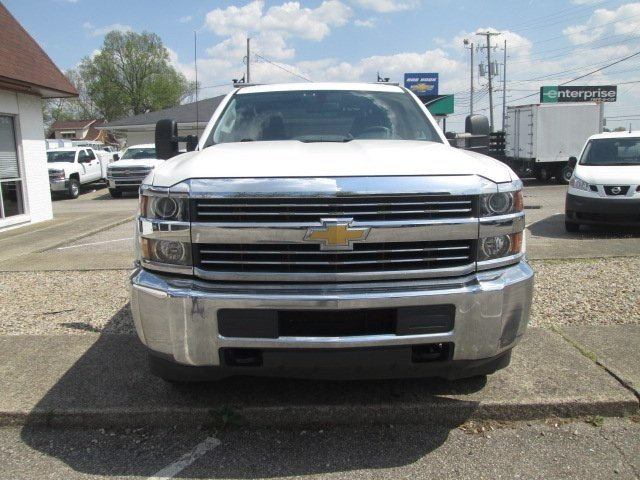 2016 Silverado 2500 Double Cab 4x4,  Pickup #10618T - photo 4