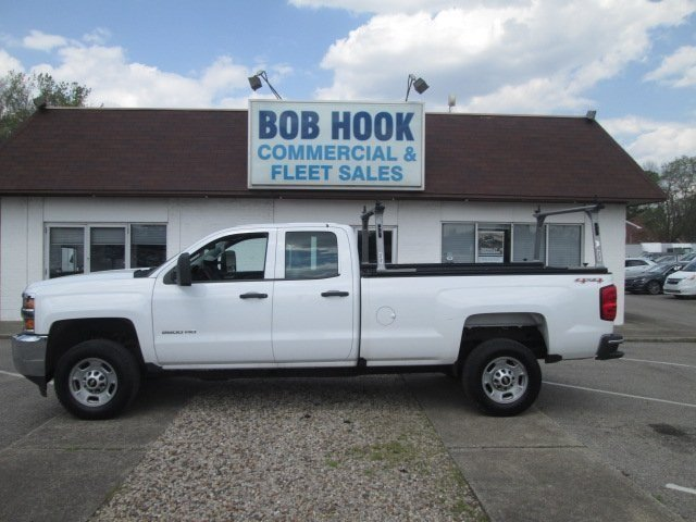2016 Silverado 2500 Double Cab 4x4,  Pickup #10618T - photo 3