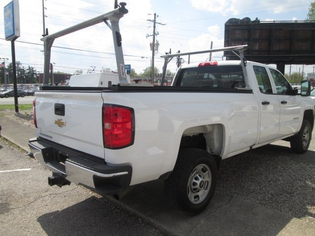 2016 Silverado 2500 Double Cab 4x4,  Pickup #10618T - photo 7