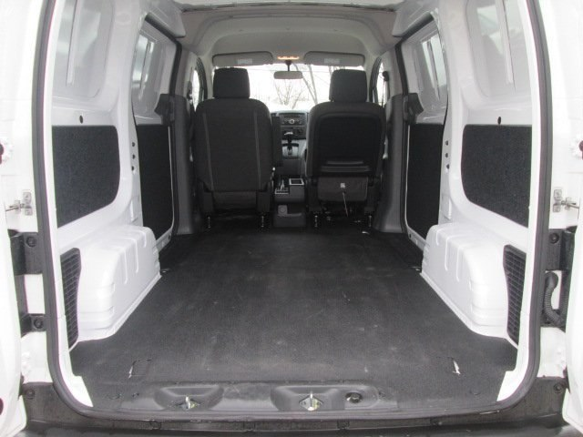 2017 NV200,  Empty Cargo Van #10628T - photo 4