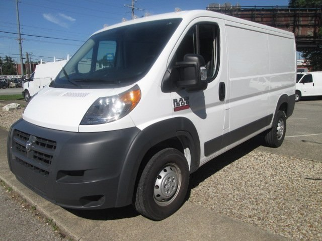 2017 ProMaster 1500 Low Roof FWD,  Empty Cargo Van #10633T - photo 6