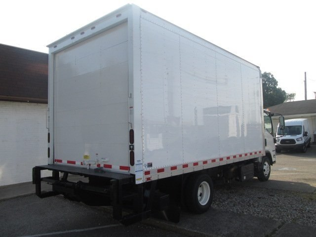 2015 NPR-HD Regular Cab 4x2,  Dry Freight #10635T - photo 2