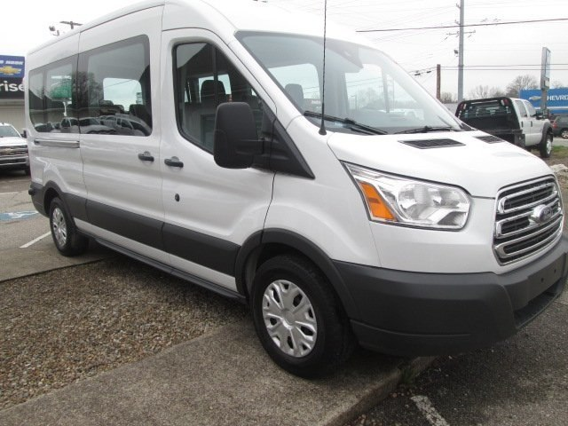 2016 Transit 350 Med Roof 4x2,  Passenger Wagon #10641T - photo 4