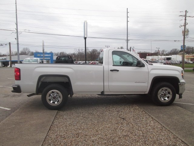 2017 Sierra 1500 Regular Cab 4x2,  Pickup #10650T - photo 6