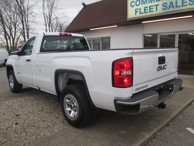 2017 Sierra 1500 Regular Cab 4x2,  Pickup #10651T - photo 2