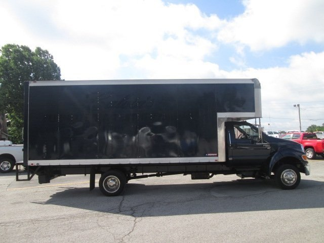 2012 F-650 Regular Cab DRW 4x2,  Dry Freight #10660T - photo 3