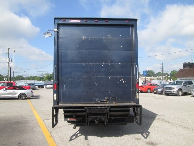 2012 F-650 Regular Cab DRW 4x2,  Dry Freight #10660T - photo 8