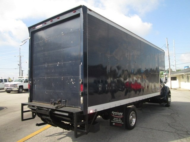 2012 F-650 Regular Cab DRW 4x2,  Dry Freight #10660T - photo 2