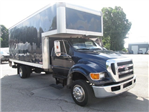 2012 F-650 Regular Cab DRW 4x2,  Dry Freight #10660T - photo 1