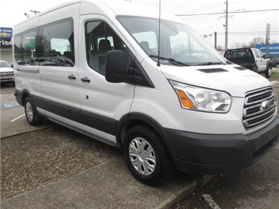 2016 Transit 350 Med Roof 4x2,  Passenger Wagon #10671T - photo 5