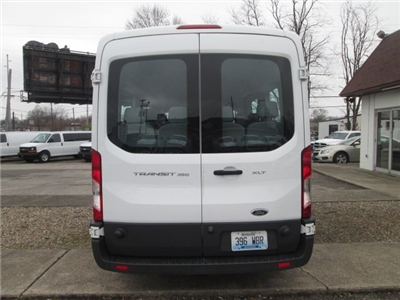 2016 Transit 350 Med Roof 4x2,  Passenger Wagon #10671T - photo 8