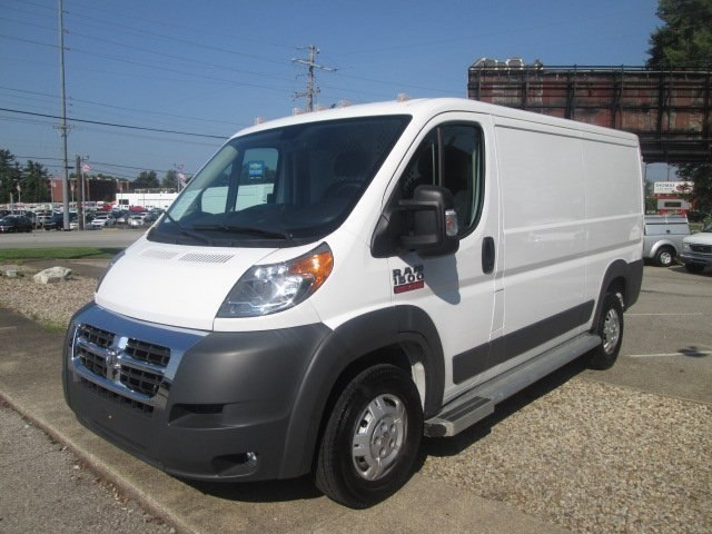 2017 ProMaster 1500 Low Roof FWD,  Empty Cargo Van #10689T - photo 6