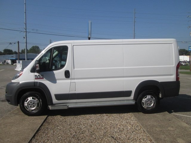 2017 ProMaster 1500 Low Roof FWD,  Empty Cargo Van #10689T - photo 7