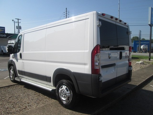 2017 ProMaster 1500 Low Roof FWD,  Empty Cargo Van #10689T - photo 8