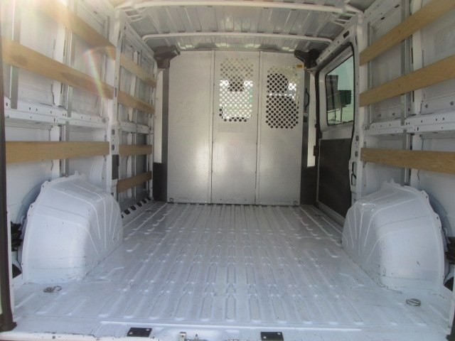 2017 ProMaster 1500 Low Roof FWD,  Empty Cargo Van #10689T - photo 4