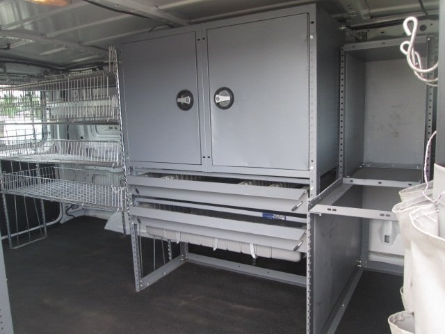 2010 E-250 4x2,  Upfitted Cargo Van #10691T - photo 13