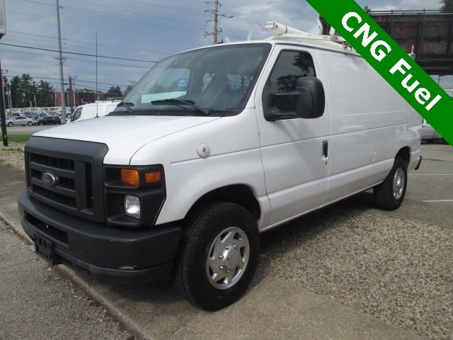 2010 E-250 4x2,  Upfitted Cargo Van #10691T - photo 6