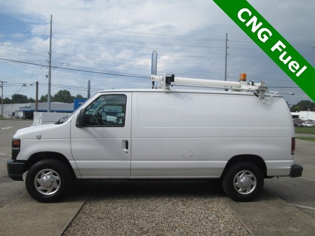 2010 E-250 4x2,  Empty Cargo Van #10691T - photo 6