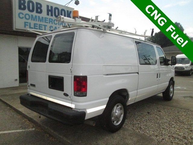 2010 E-250 4x2,  Empty Cargo Van #10691T - photo 2