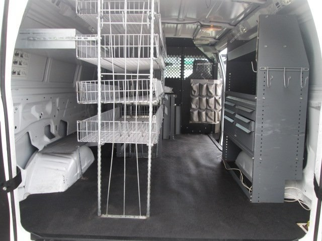 2010 E-250 4x2,  Upfitted Cargo Van #10691T - photo 2