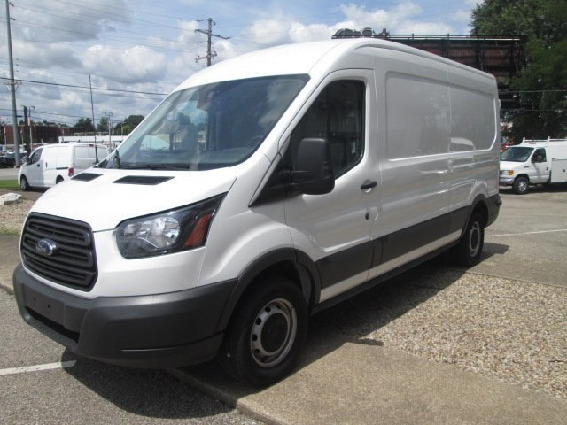 2018 Transit 150 Med Roof 4x2,  Empty Cargo Van #10695T - photo 3