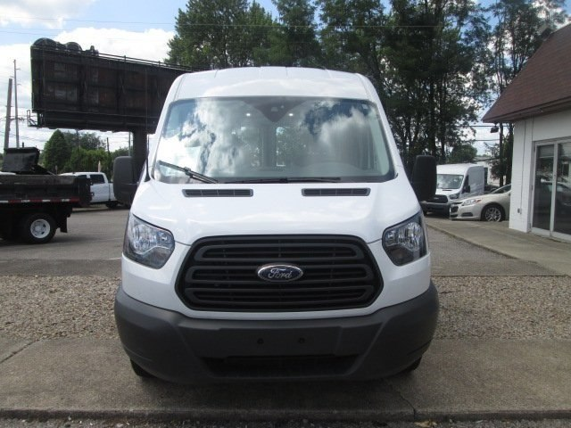 2017 Transit 250 Med Roof 4x2,  Empty Cargo Van #10697T - photo 3