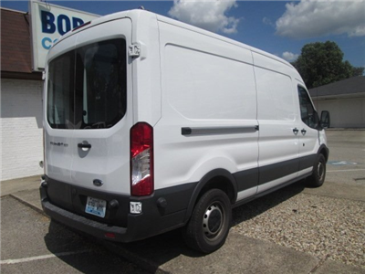 2017 Transit 250 Med Roof 4x2,  Empty Cargo Van #10697T - photo 2