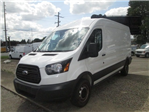 2017 Transit 250 Med Roof 4x2,  Empty Cargo Van #10697T - photo 4